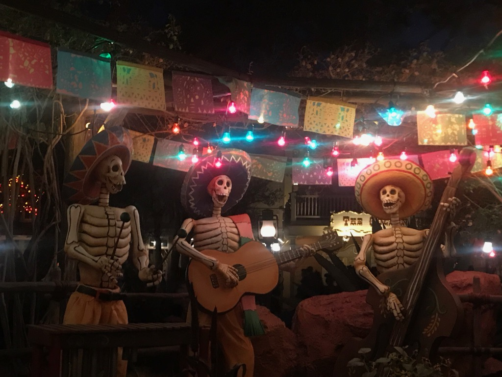 Skeleton Amigos