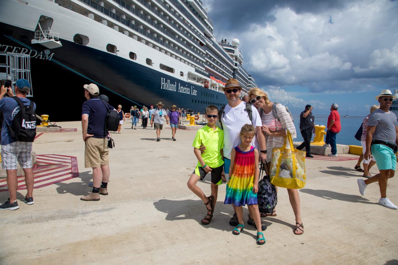 cruise family
