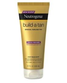 Neutrogena Build a tan